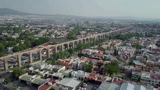 Flight over Queretaro, Mexico with DJI Mavic Pro Drone