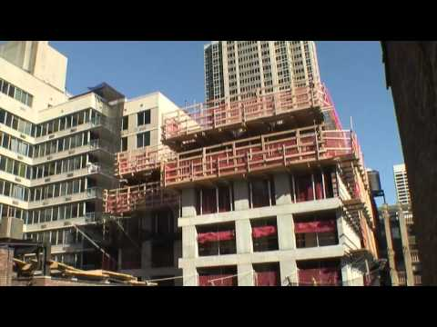 BPGS Construction Tops Out Embassy Suites New York