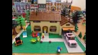 Lego Set 71006 The Simpsons House!