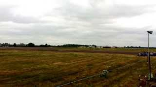 Eurofighter Typhoon vs. iPhone microphone