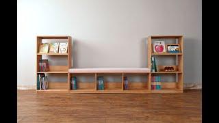 아이방꾸미기 원목 책상세트 - 유아들을 위한 친환경통원…
