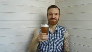NEIPA (New England IPA). Домашнее пиво.
