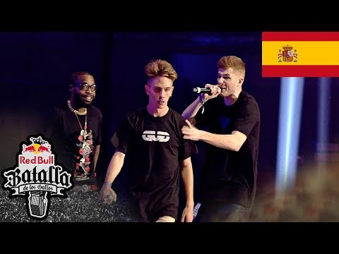 BTA vs WALLS: Cuartos - Final Nacional España 2018