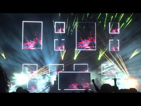 Aphex Twin - New Song (Live at Primavera Sound 2017-06-01 [Barcelona])