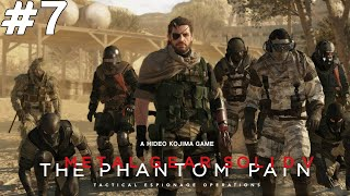 Metal Gear Solid V The Phantom Pain - Mühendisi Kurtarma - Bölüm 7