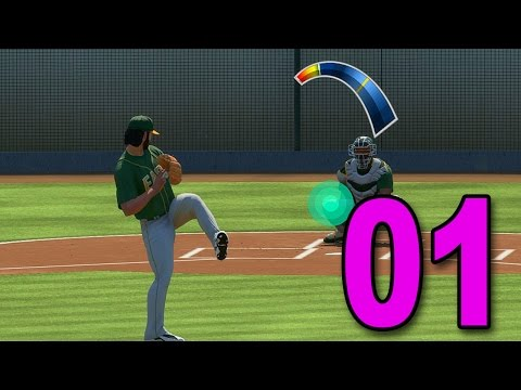 MLB 16 Pitch to The Show - Part 1 - MAKING A PITCHER!