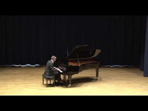Beethoven Piano Sonata No  8, performed by Thomas Baker ('20)