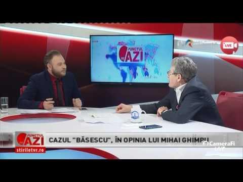 Mihai Ghimpu despre cetățenia lui Traian Băsescu.