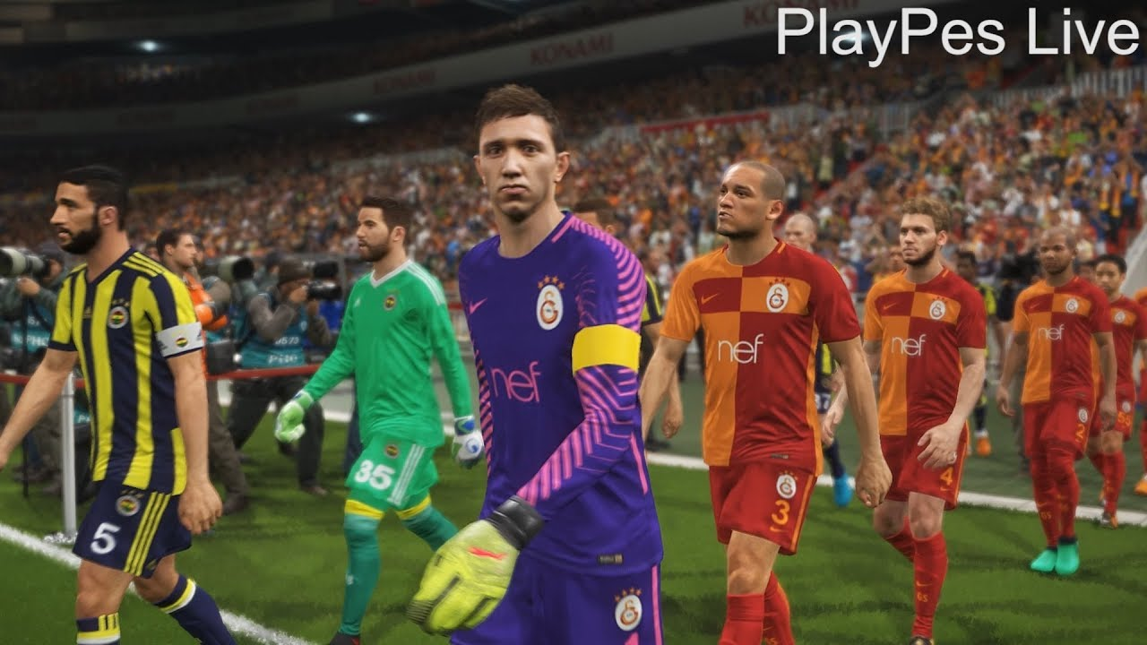 Fenerbahce Galatasaray Live Ticker