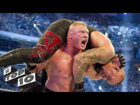 Shocking WrestleMania moments: WWE Top 10, April 6, 2019