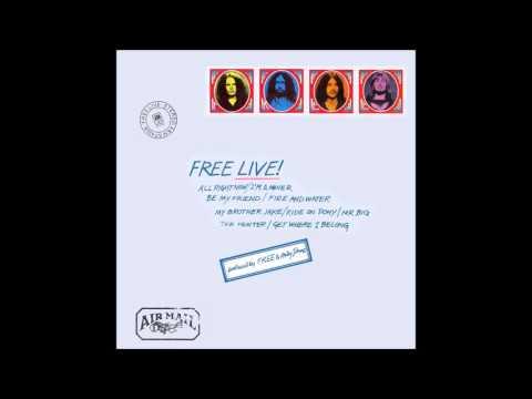 Free - Live! - Full Album
