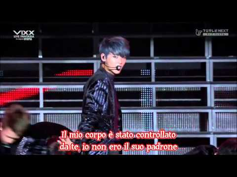 VIXX - Secret Night [SUB ITA]