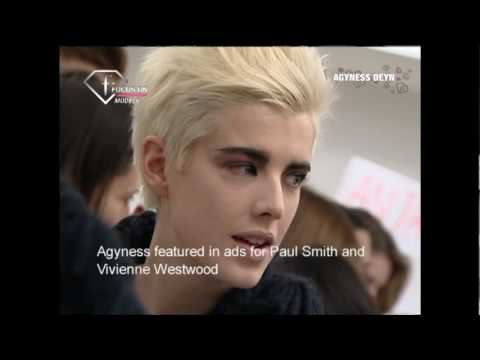 FashionTV - FTV.com - Agyness Deyn Model Talks FW 08 09