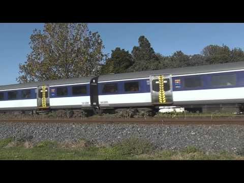 Trains in the School Holidays - HD
