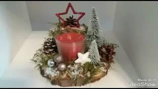 Скоро Рождество..Такие украшения для дома сделала моя доча..