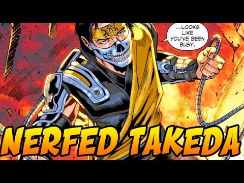 """Mortal Kombat X: THE NERFED RONIN TAKEDA! - Mortal Kombat XL """"Takeda"""" Gameplay"""
