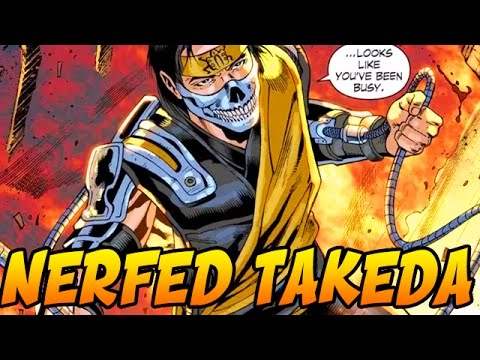 Mortal Kombat X: THE NERFED RONIN TAKEDA! - Mortal Kombat XL