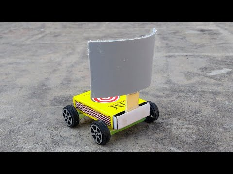 How To Make Match Box Ship Car At Home
