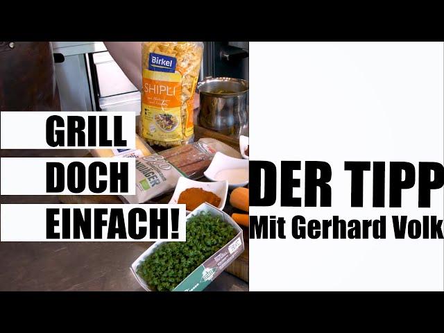 Tipps:Schmortopf mit Landjäger/Möhren/Pilzen/Pasta | #GRILLDOCHEINFACH
