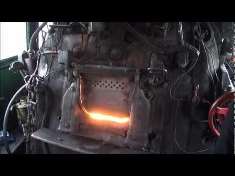 Parowóz Pm36-02 Pociąg
