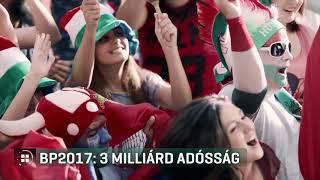 BP2017: 3 milliárd adósság - 2019-07-27