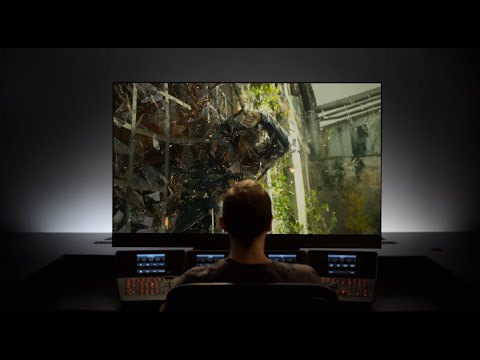 Panasonic 2019 OLED -The Choice of Filmmakers. And Film Lovers.