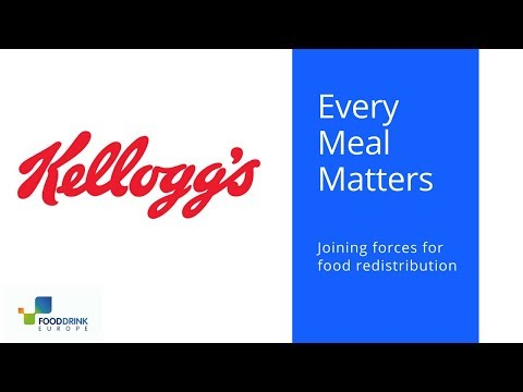 Every Meal Matters: Kellogg's