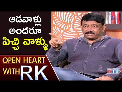 Ram Gopal Varma About His Controversies | Open Heart with RK | ABN Telugu