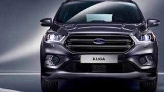 2019 Ford Kuga Review, Release Date