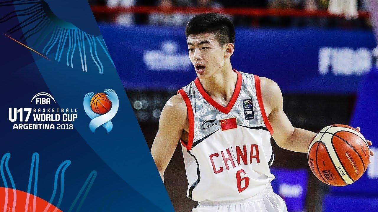 China v Egypt - Class 15-16 - Full Game