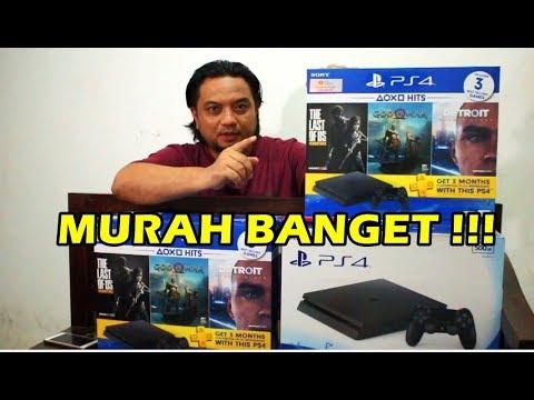Cek harga terbaik sekarang hanya di. PS4 SLIM HARGA PROMO SPECIAL RAMADHAN - YouTube