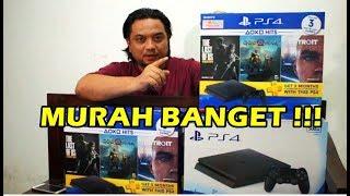 PS4 SLIM HARGA PROMO SPECIAL RAMADHAN