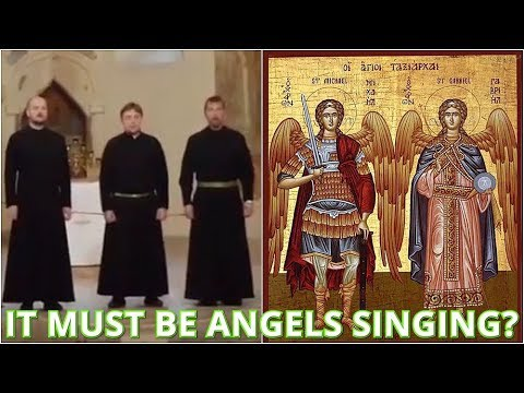 "WOW! Who Sings This Amazing Song? Humans Or Angels? Russian Orthodox Chant ""Let My Prayer Arise"""
