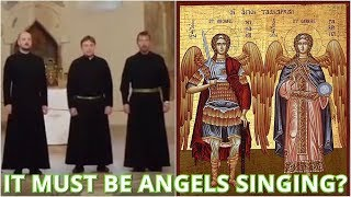 """WOW! Who Sings This Amazing Song? Humans Or Angels? Russian Orthodox Chant """"Let My Prayer Arise"""""""