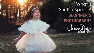 What is Shutter Speed? Beginner's Photography