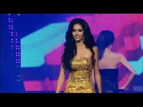 Miss Asia Pacific World 2014 - Evening Gown Competition (Part 2/2)