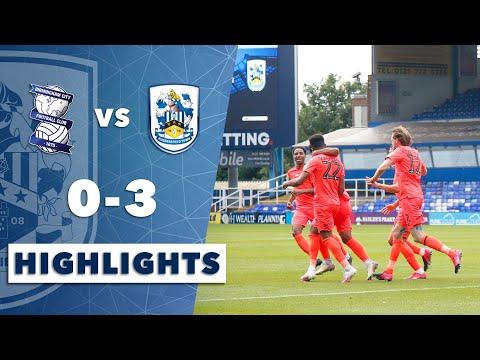 Birmingham Huddersfield Goals And Highlights