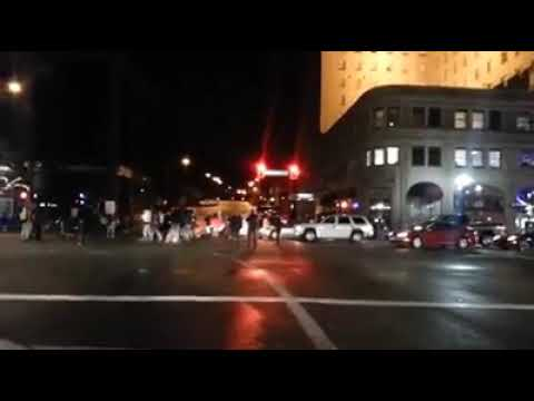 National Police Brutality Protests Footage - Ogden, Utah