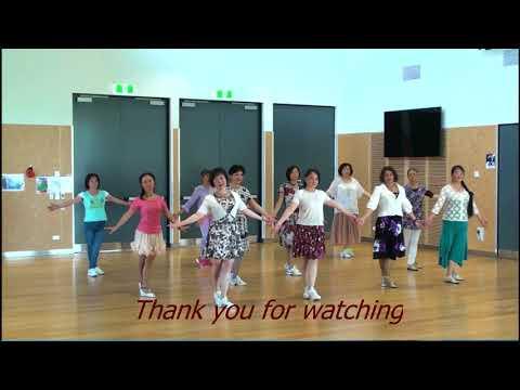 Summer Sway - Line dance - NZ Monday Vivace Line Dance