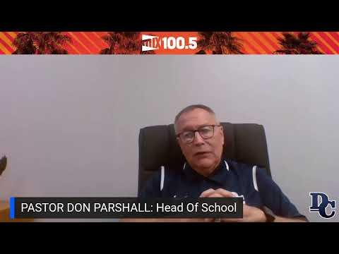 Mix 100.5's Live Broadcast with Desert Chapel Christian School