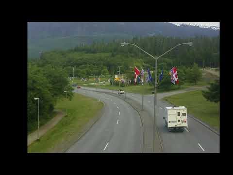 June Walk Around My Hometown - Kitimat, BC