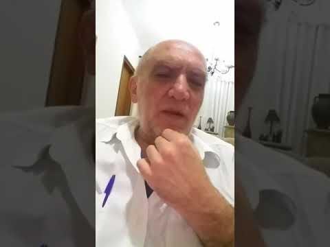 Claudio Zaidan explicando sobre Jerusalem