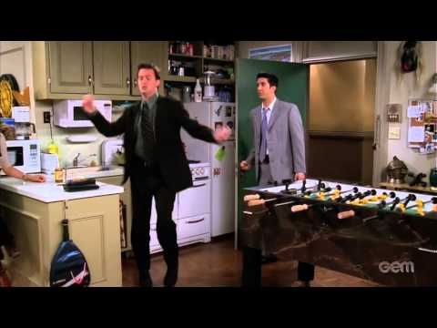 Friends - Chandler's Dance #1