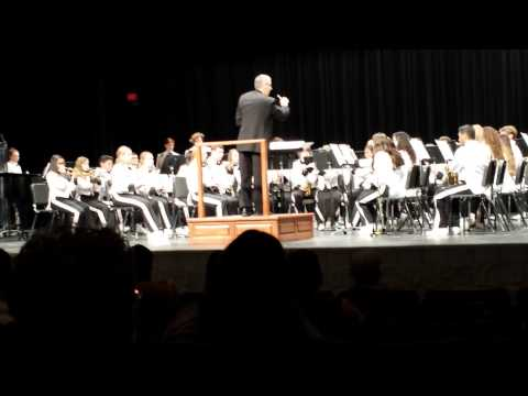 Khan - Nederland High School Honors Band