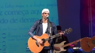 Rafinha Acústico canta Aos Meus Heróis (de Julinho Massari) (ao vivo no Sesc Taubaté)