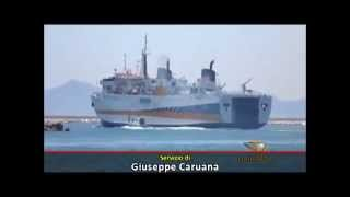 www.siciliatv.org -Lampedusa. Arriva la nave Sansovino