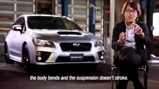 Making of the 2015 WRX and WRX STI سوبارو دبليو ار اكس 2015