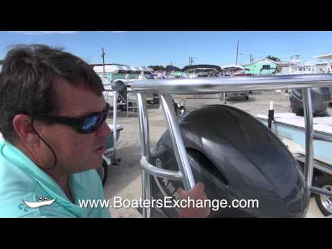 16 Hewes RedFisher - Walk Around With Paul - Boaters Exchange Central Florida