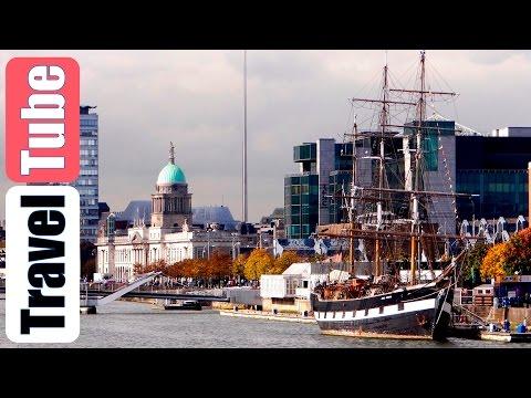 Beautiful Ireland, part 1: Dublin (HD 1080p)