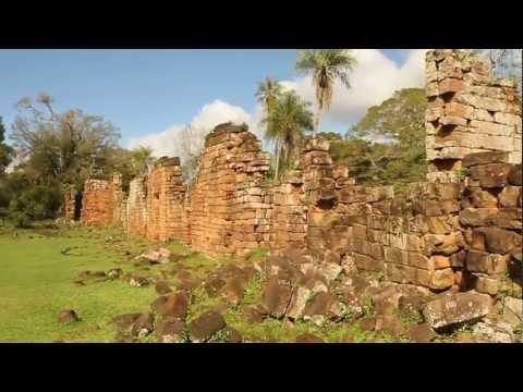 Jesuit Reductions - Misiones Jesuiticas Argentina y Paraguay - イエズス会